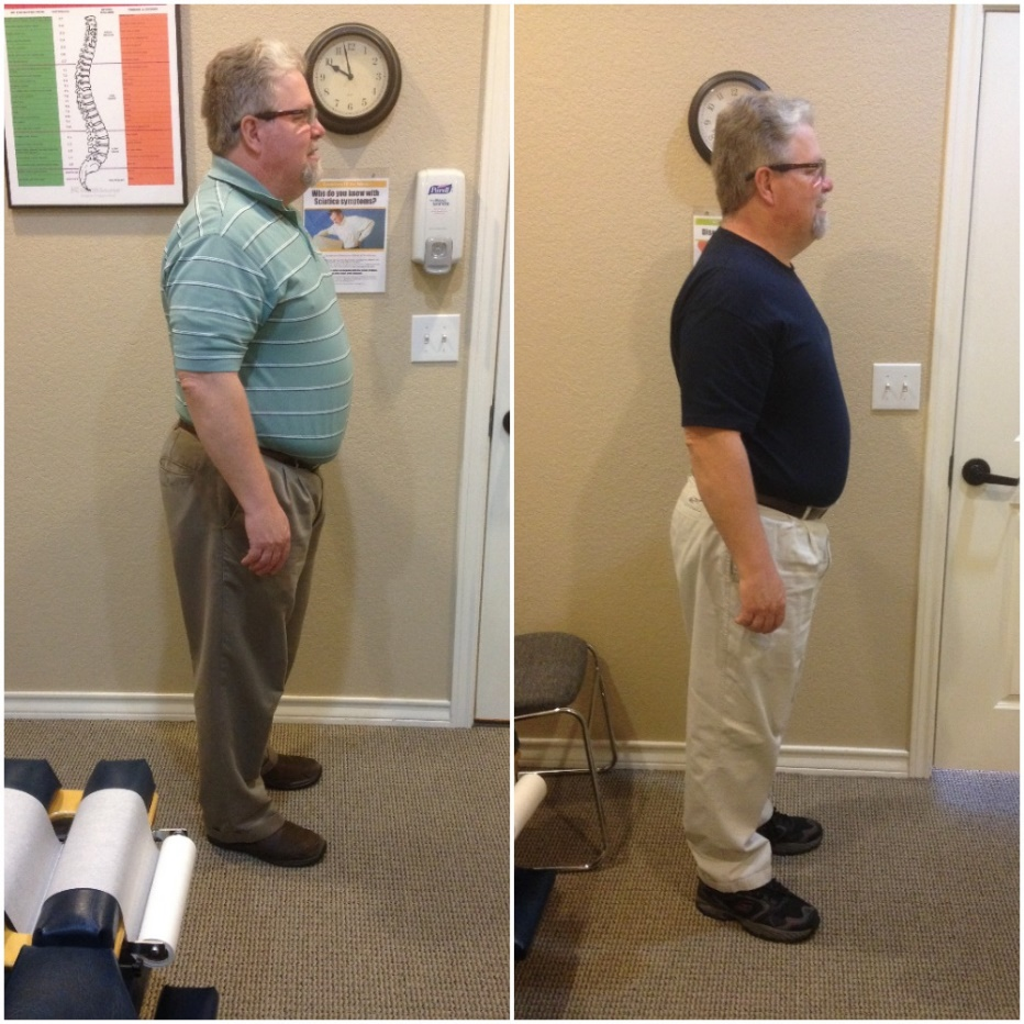 Al lost 38.6 lbs. in ten weeks