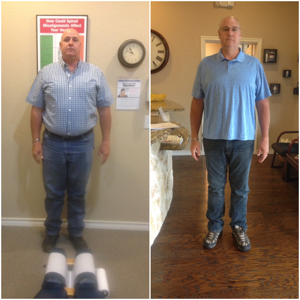 Gary lost 30 pounds in 41 days!